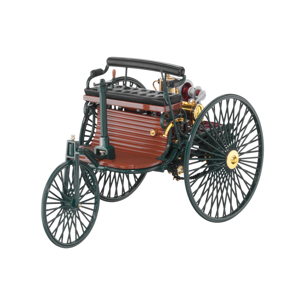 Benz Patent Motorwagen | Classic-Modelle | Modellautos | Collection ...