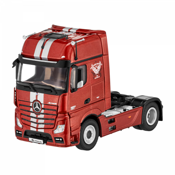 Actros, FH25 GigaSpace, Sattelzugmaschine